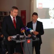 Židan in Levanič o prioritetah SD
