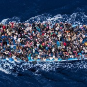Migranti na morju