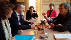 Minister-Židan-in-francoski-kolega-Le-Foll-590x332