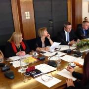 Židan in Strniša na odboru DZ o konoplji