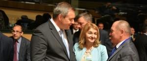 Židan na Svetu ministrov EU v Luksemburgu
