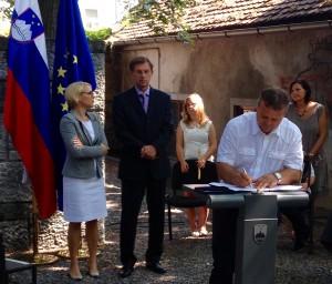 Podpis Bojan Borovnik