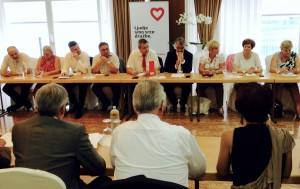 Slovenska delegacija SD z SPÖ Koroška