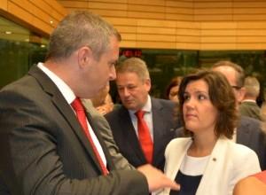 Zasedanje ministrov EU 1