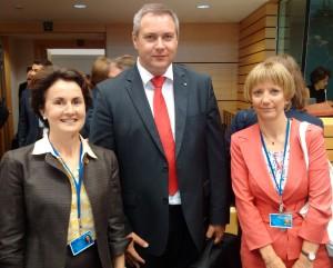 Zasedanje ministrov EU 2