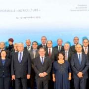 Kmetijski ministri EU v Luksemburgu
