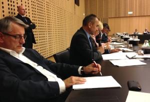 Poslanci SD na vrhu koalicije