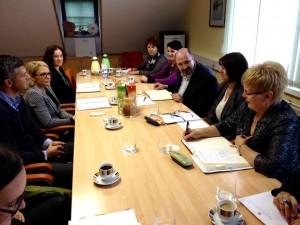 Srečanje SD o socialnih temah v Črnomlju