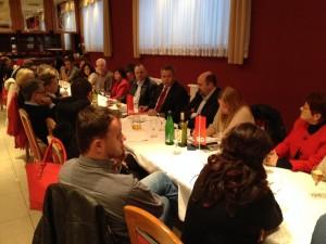 Srečanje ekipe SD s članstvom v Beli Krajini