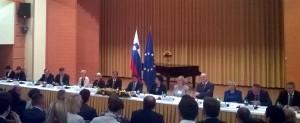 Vlada na zaključnem posvetu v Radencih