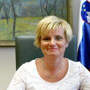 Bojana Muršič poslanka SD in podpredsednica DZ