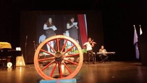 Proslava društva Romani Union