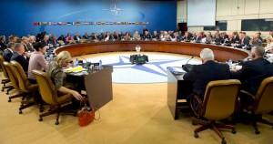 Zasedanje ministrov NATO