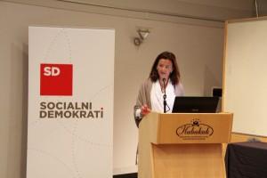 Tanja Fajon evropska poslanka SD