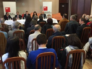 Pogovor s članstvo OO SD Istra