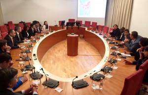 Srečanje vodstva SD z župani