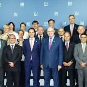Kmetijski ministri EU na Nizozemskem