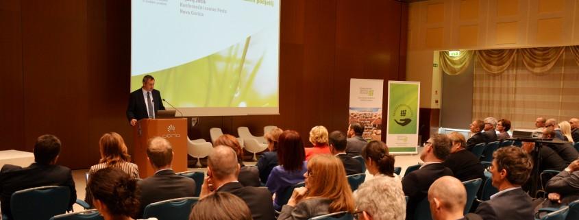 Židan v Novi Gorici o novi kmetijski politiki EU