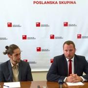 Jan Škoberne in Gorazd Prah o konoplji