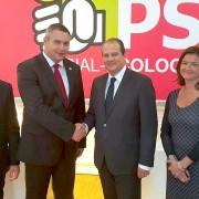 Srečanje SD - PS v Parizu