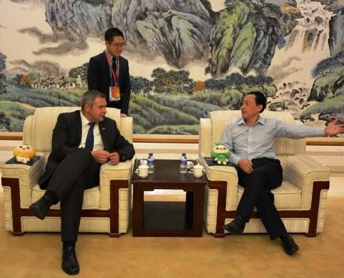 Židan in Qu Dongyu