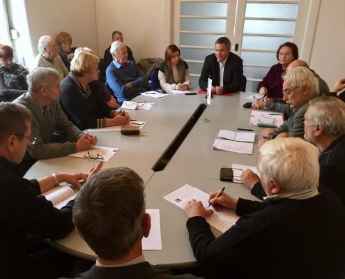 Forum starejših SD - predsedstvo 3