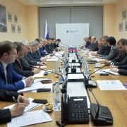 Židan na delovnem obisku v Rusiji 1