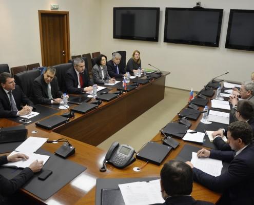 Židan na delovnem obisku v Rusiji 2