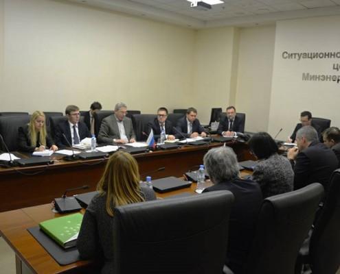 Židan na delovnem obisku v Rusiji 3