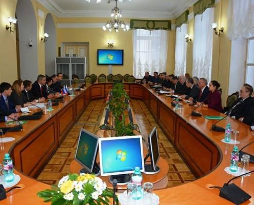 Židan na delovnem obisku v Rusiji 4