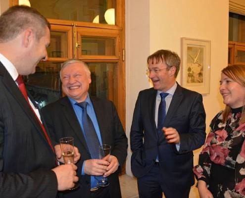 Židan na delovnem obisku v Rusiji 5