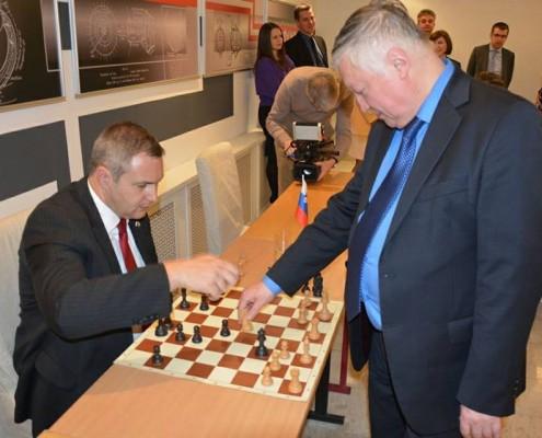 Židan na delovnem obisku v Rusiji 6