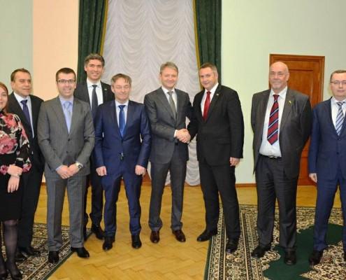 Židan na delovnem obisku v Rusiji 7