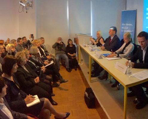 Posvet o reorganizaciji CSD v Ljutomeru