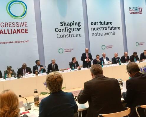 Konvencija Progresivnega zavezništva